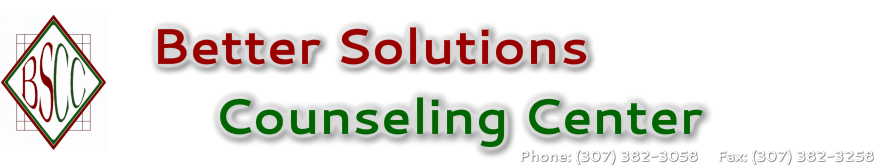Better Solutions Counseling Center